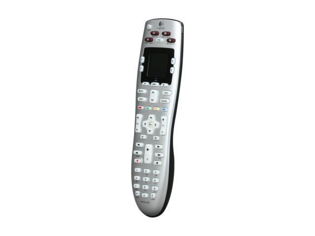 Logitech Harmony 600 (915-000111) Universal Remote Control