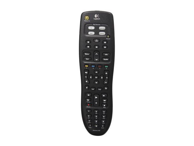 Logitech 915-000132X Universal Harmony 300 Remote Control