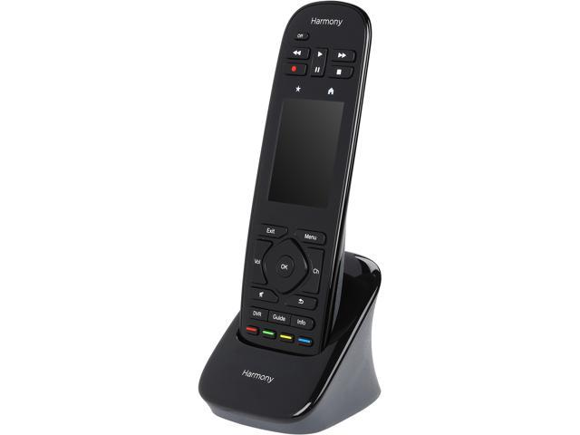 Logitech R915-000252X Harmony Touch Universal Remote Control Color Touch Screen