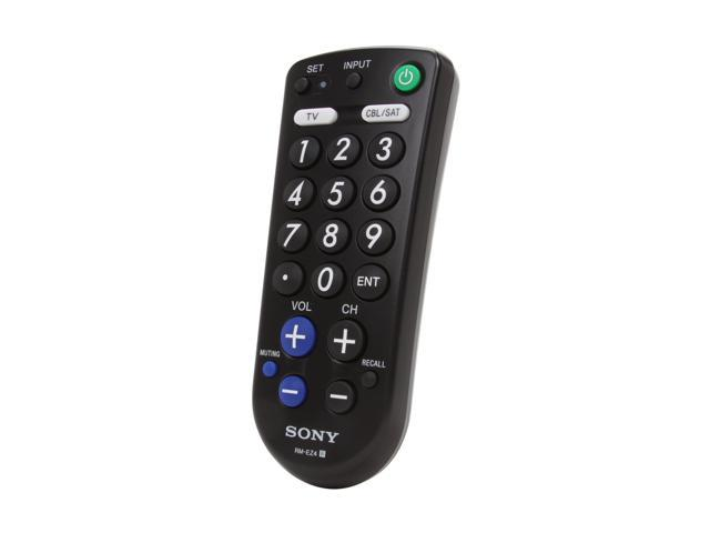 SONY RM-EZ4 LCD TV Remote Control