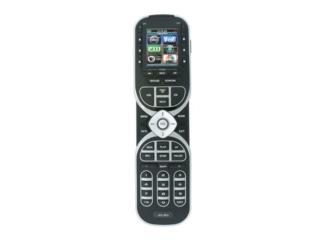 URC MX-810 Infrared / RF Universal Remote Control