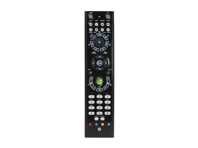 AVS Gear GP-IR01BK Windows Vista Infrared MCE Black Remote Control