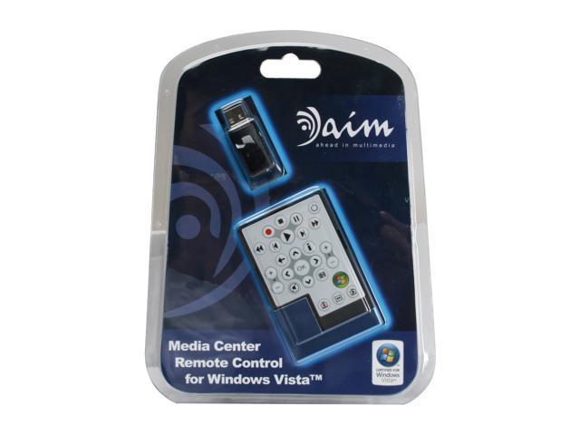 AMC RC115V603 Infrared Windows Vista Remote Control