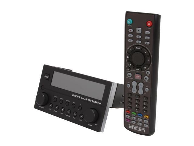 soundgraph iMON UltraBay-B Infrared PC Remote Control Black