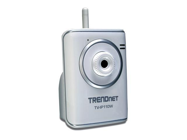 TRENDnet TV-IP110W SecurView Wireless Internet Camera