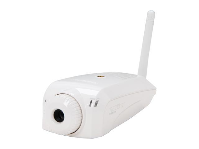 TRENDnet TV-IP501W ProView Wireless Internet Camera