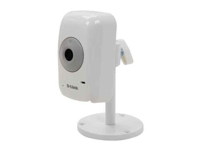 D-Link DCS-940L 640 x 480 MAX Resolution RJ45 Wireless N H.264 Network Camera