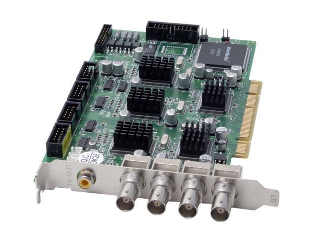 AVerMedia NV5000 16 Channel Advanced MPEG4 / H.264 / M-JPEG Advanced Digital Surveillance System