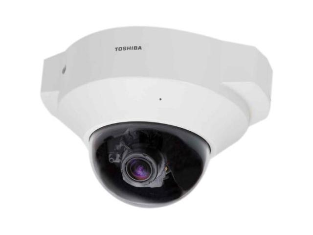 Toshiba IK-WD14A Surveillance/Network Camera - Color