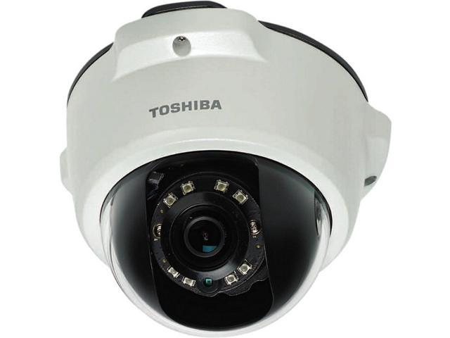Toshiba IK-WR05A Network Camera - Color, Monochrome