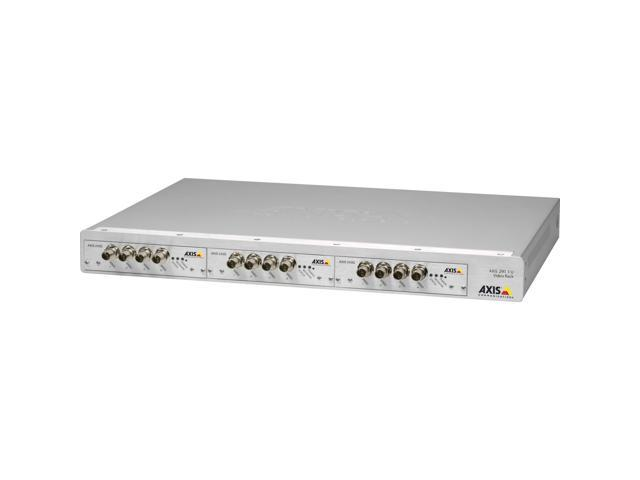 AXIS 0267-004 RJ45 291 1U Video Server Rack