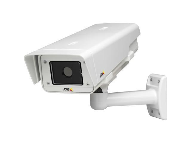 Axis Q1922-E Surveillance/Network Camera - Color