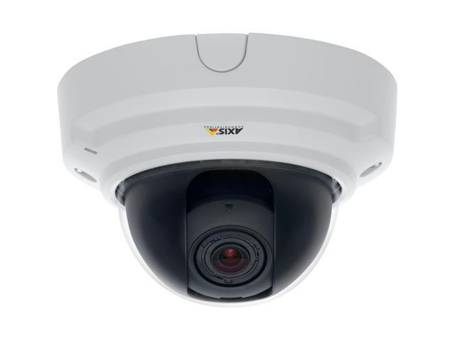 AXIS P3363-V 800 x 600 MAX Resolution Surveillance Camera