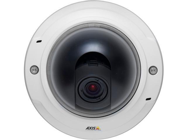 Axis P3364-LV Surveillance/Network Camera - Color, Monochrome