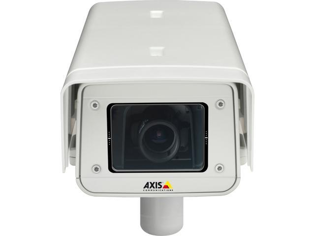 Axis P1357 Surveillance/Network Camera - Color, Monochrome - CS Mount
