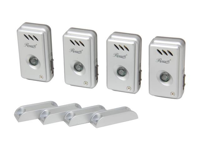 Rosewill RSHS-11001 Home Security Indoor / Window Alarm – 4PCS/Pack