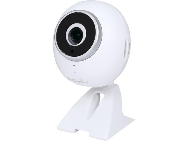 EnGenius EDS1130 HD 720P Cloud 1MP Wireless IP Camera with Night Vision and Motion Sensor
