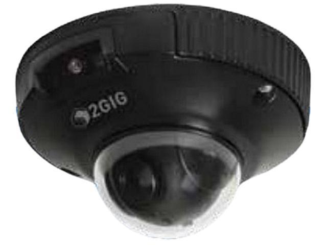 2GIG 250-Series Indoor-Outdoor Mini Dome HD Camera