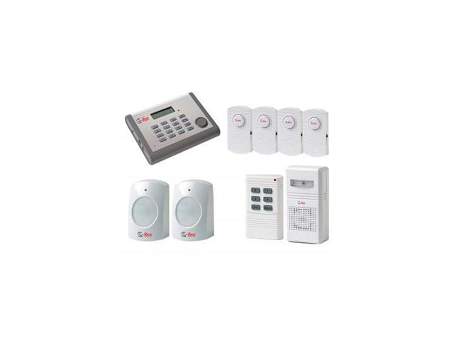 Q-See QSDL503AD Do-It-Yourself Wireless Security Alarm System