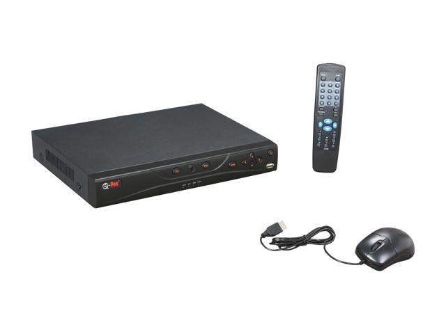 Q-See QC444 4 x BNC H.264 Network DVR CIF Real Time or D1 Recording