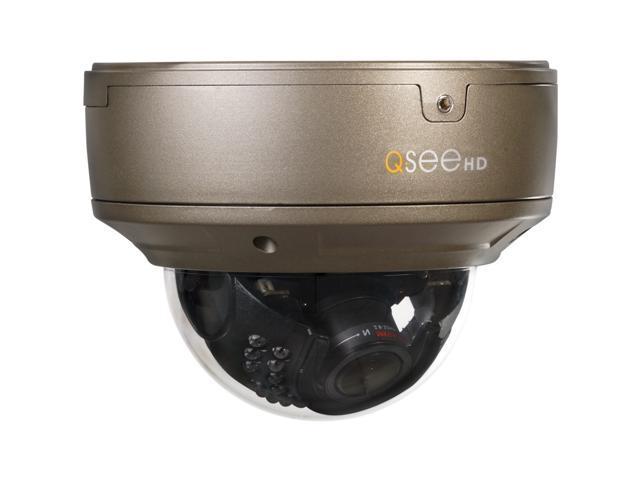Q-See QTN8022D RJ45 Weatherproof ONVIF Compatible Dome Camera