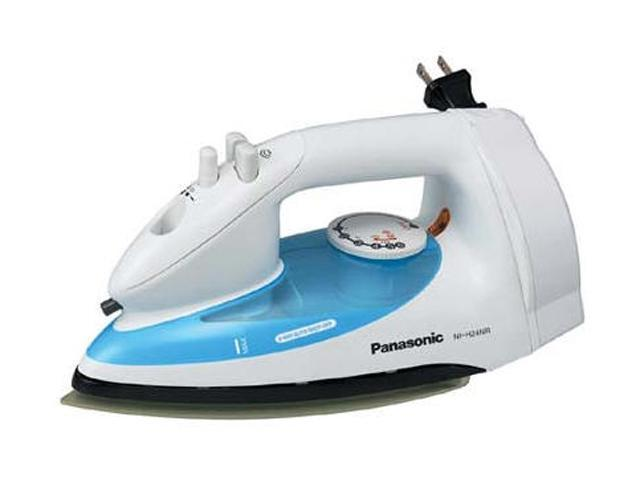 Panasonic NI-H24NR Steam Iron with Retractable Cord Reel
