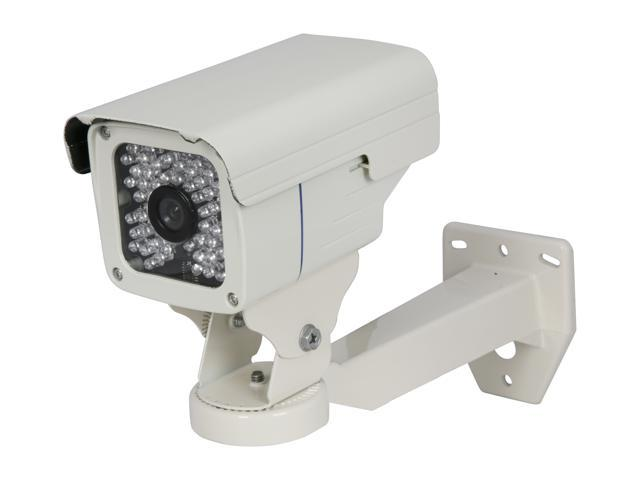 Aposonic A-CDBI07R 480 TV Lines MAX Resolution Outdoor Waterproof Color CCD Camera