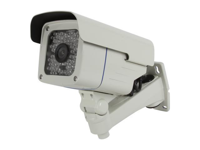 Aposonic A-E600HL 650 TV Lines MAX Resolution HI-RES Outdoor Waterproof Color CCD Camera