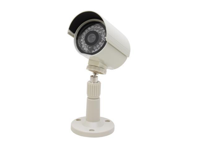 Aposonic A-E600H 650 TV Lines MAX Resolution HI-RES Outdoor Waterproof Color CCD Camera
