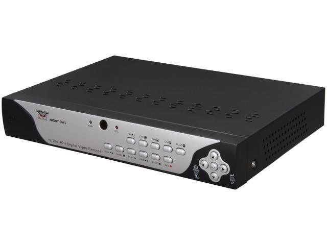 Night Owl DVR-LION 4 x BNC H.264 DVR