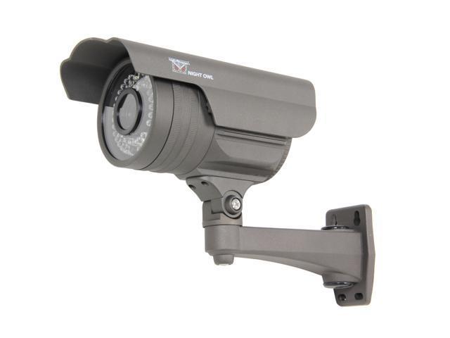 Night Owl CAM-RZ420-485 420 TV Lines MAX Resolution BNC Remote Digital Varifocal Zoom Outdoor Camera