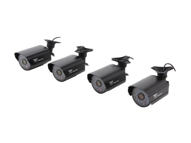 Night Owl CAM-4PK-600 4-PACK Hi-Resolution Security Camera
