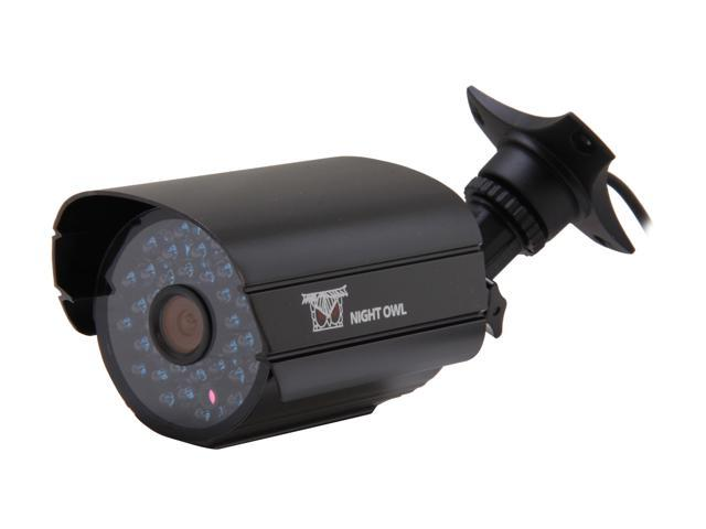 Night Owl CAM-OV600-365A 600 TV Lines MAX Resolution BNC Hi-Resolution Security Camera with Audio