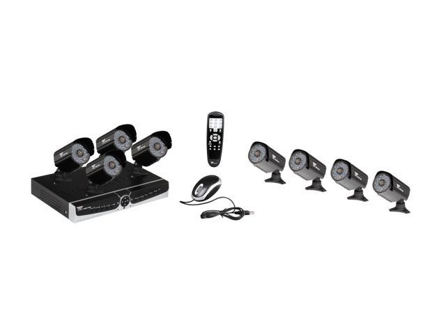 Night Owl B-PODVR-8600-NHD 8 Channel Surveillance DVR Kit