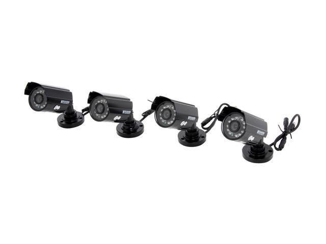 KGuard CAM-KIT-C02 4 CMOS Camera Kit