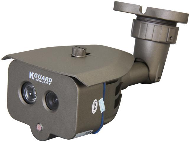 KGuard HD228FPK 600 TV Lines MAX Resolution High Resolution Camera