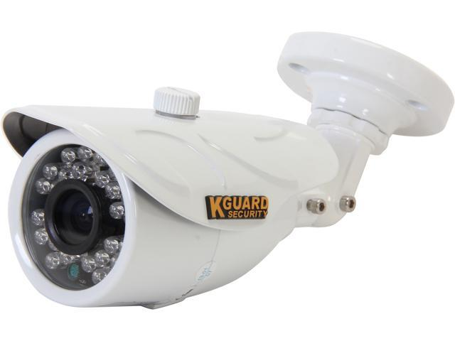 KGuard HW242CPK 600 TV Lines MAX Resolution High Resolution Camera