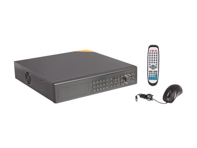 LTS LTD2408MD 8 x BNC Support 4 x SATA HDD 8 CH H.264 Pentaplex Network DVR