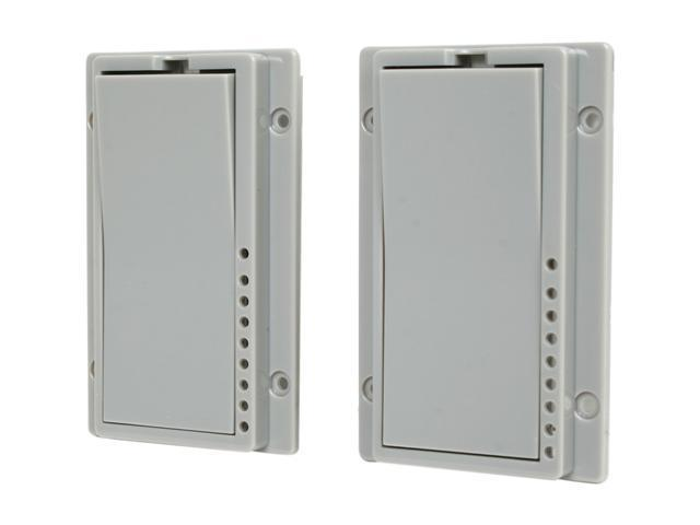 INSTEON Switchlinc Color Change Kit, Gray (2400GY)