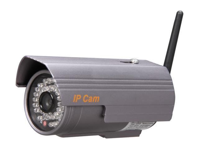 Zmodo CM-I12316GY Night Vision Wireless IP Network Weatherproof  Camera