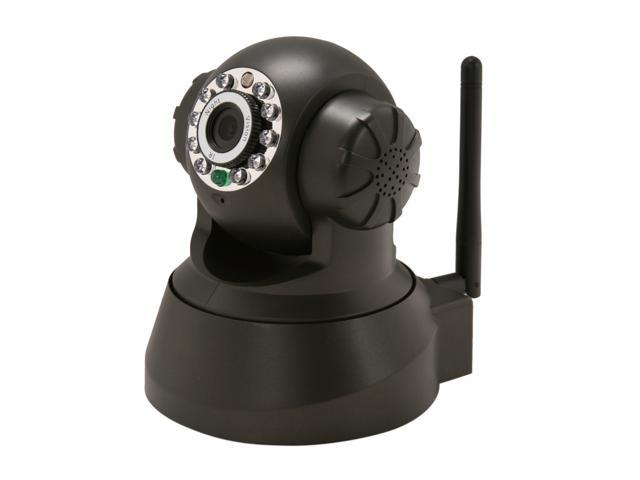 Zmodo CM-I11123BK Wireless WiFi IR Pan Tilt Network Camera