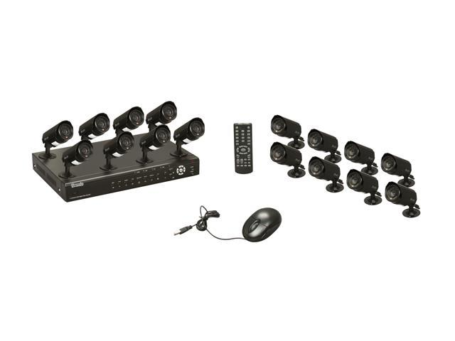 Zmodo KDF6-SARAZ6ZN-1TB 16 Channel Surveillance DVR Kit