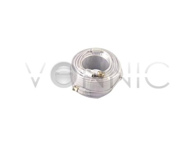 Vonnic CB100W 100 ft. Siamese Cable