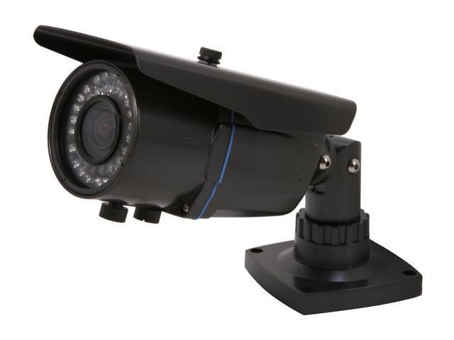 Vonnic VCB250G Outdoor Night Vision Bullet Camera - Dark Grey