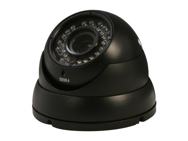 Vonnic VCD505B 540 TV Lines MAX Resolution Outdoor Night Vision Dome Camera