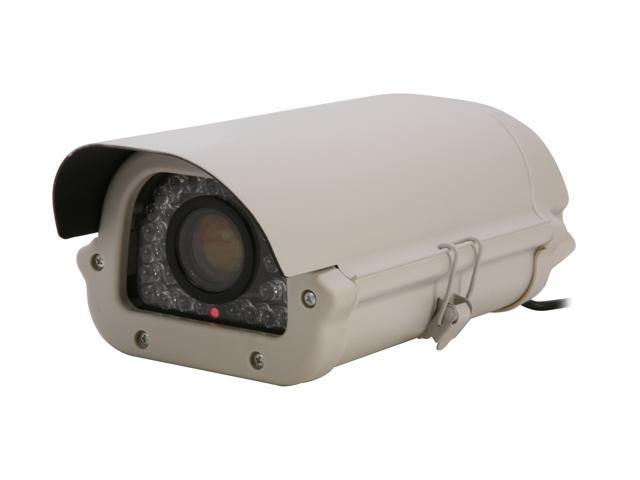 Vonnic VCH208W 580 TV Lines MAX Resolution Outdoor Night Vision with Mega Pixel Lens Housing Camera