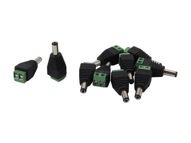 Vonnic VAK096 Power Adaptor Male Socket (10pcs/bag)