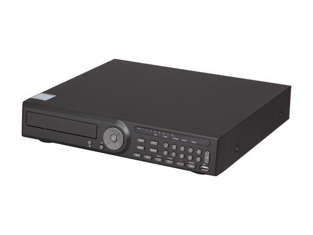 Vonnic VVR4008HM-HD 8 x BNC Pre-installed 1TB SATA HDD HALF D-1 DVR System with HDMI Output