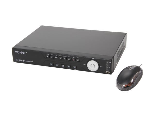 Vonnic DVR-C1116SE 16 x BNC Max. 1 x 2TB (HDD Not Included) DVR System