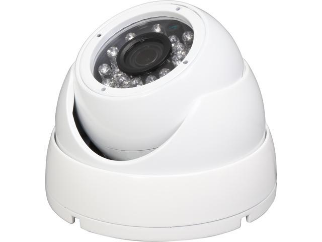 Vonnic VCVID3600W HDCVI 720P Day/Night IP66 Outdoor Vandal Resistant Dome Camera